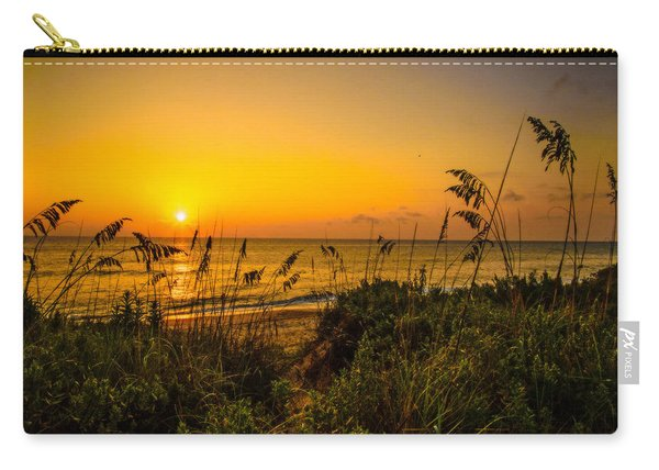 Sunrise On The Dunes  Carry-all Pouch
