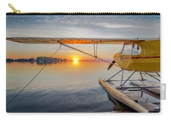 Sunrise Seaplane Carry-all Pouch
