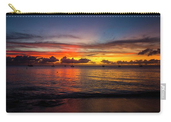 Sunset 4 No Filter Carry-all Pouch
