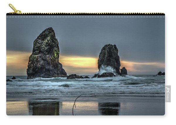 Sunset At The Canon Beach Carry-all Pouch