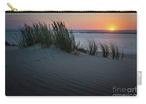 Sunset At The Dunes Carry-all Pouch