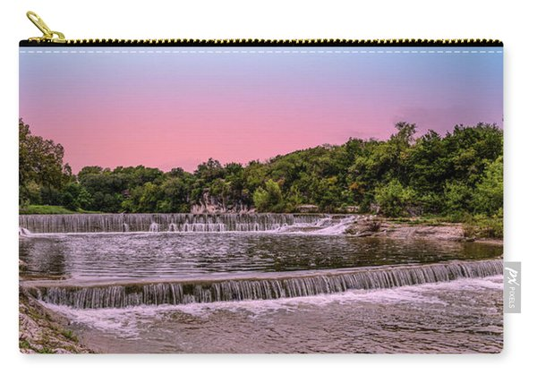 Sunset At The Falls Carry-all Pouch