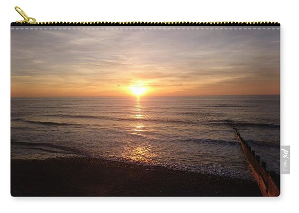 Sunset Blackpool Carry-all Pouch