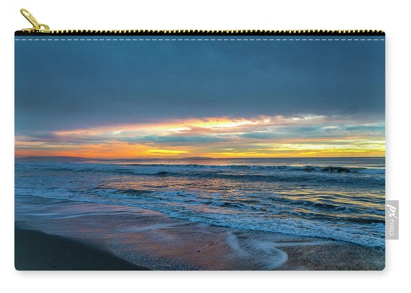 Sunset Fire Over Catalina Island 2 Carry-all Pouch