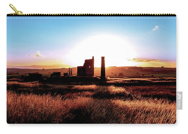 Sunset. Magpie Mine. Carry-all Pouch