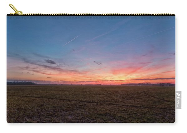 Sunset Pastures Carry-all Pouch