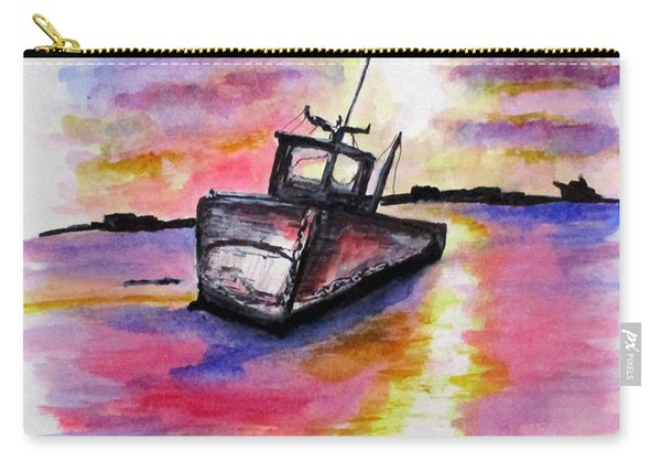 Sunset Rest Carry-all Pouch