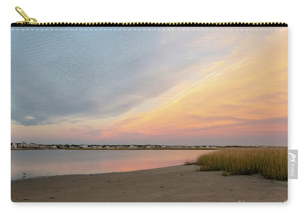 Sunset West Dennis Cape Cod Carry-all Pouch