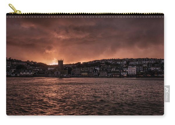 Sunset Harbour Carry-all Pouch