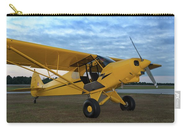 Super Cub At Daybreak Carry-all Pouch