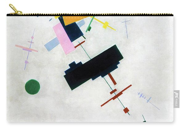 Suprematism 1915 - Digital Remastered Edition Carry-all Pouch