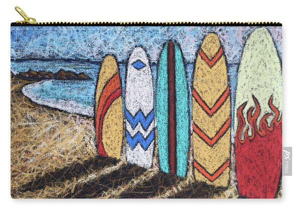 Surfboard Line Up Carry-all Pouch