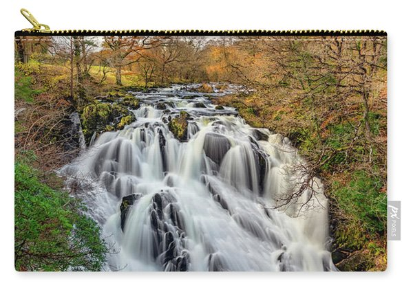 Swallow Falls Snowdonia Carry-all Pouch
