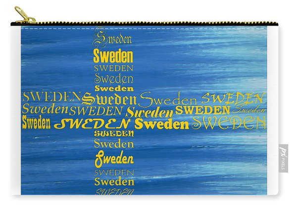Sweden  Carry-all Pouch