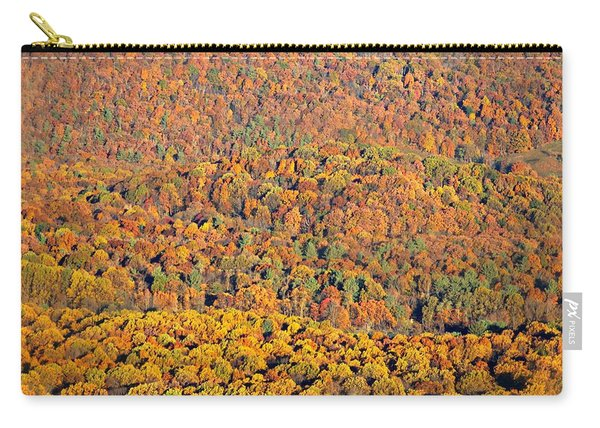 Carry-all Pouch featuring the photograph Sweeping Beauty by Candice Trimble