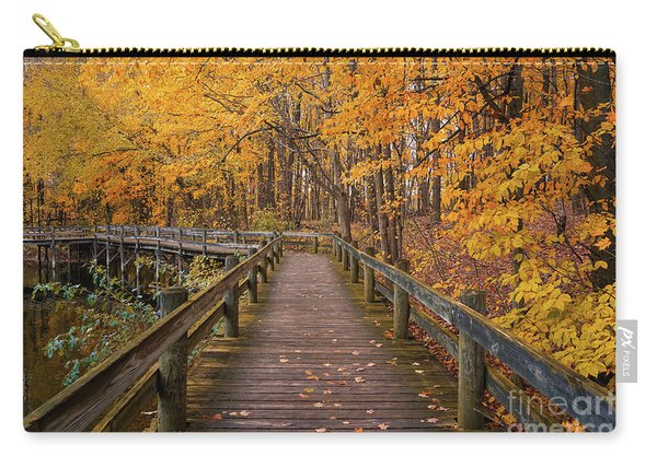 Sweet Autumn Memories Carry-all Pouch