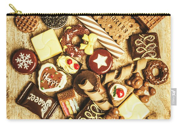 Sweet Heart Treats Carry-all Pouch