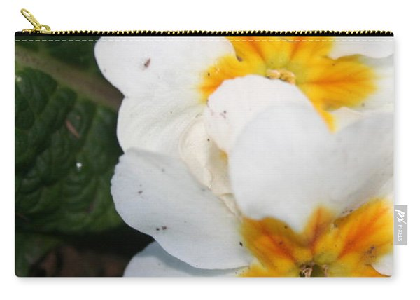 Sweet Primrose Carry-all Pouch