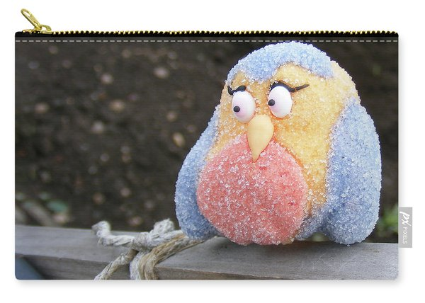 Sweetly Shy Carry-all Pouch