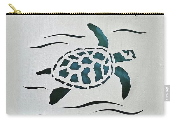 Swimmer Carry-all Pouch