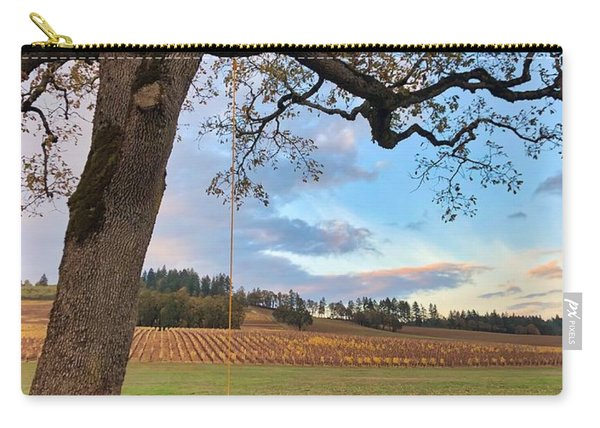 Swing In Tree Carry-all Pouch