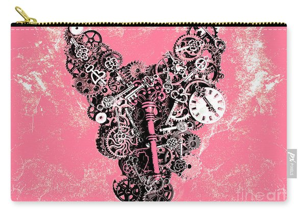 Symbiotic Sentiment Carry-all Pouch