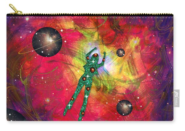 Synchronicity Carry-all Pouch
