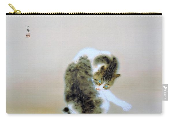 Tabby Cat - Original Color Edition Carry-all Pouch