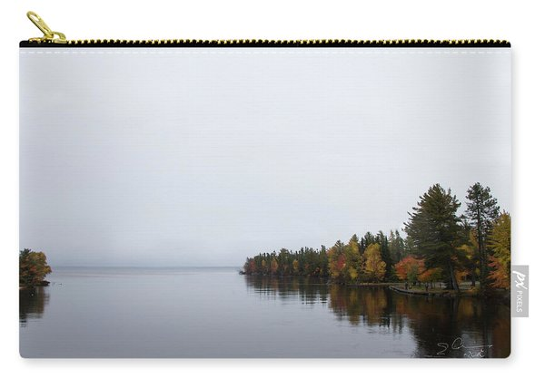 Tahquamenon Rivermouth Carry-all Pouch