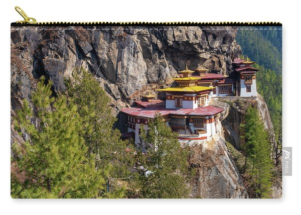 Taktsang Monastery  Carry-all Pouch
