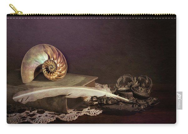 Tales Of The Sea Carry-all Pouch