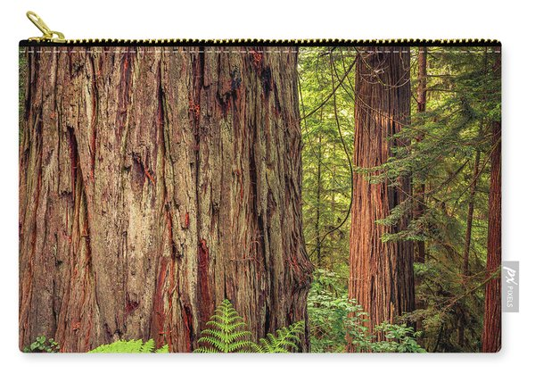 Tallest Living Things On Earth Carry-all Pouch