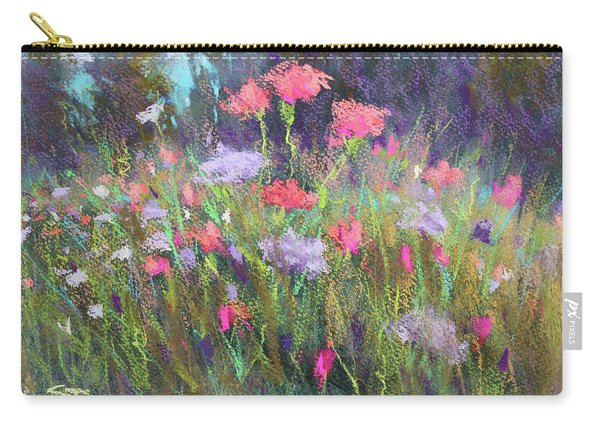 Tangled Beauty Carry-all Pouch