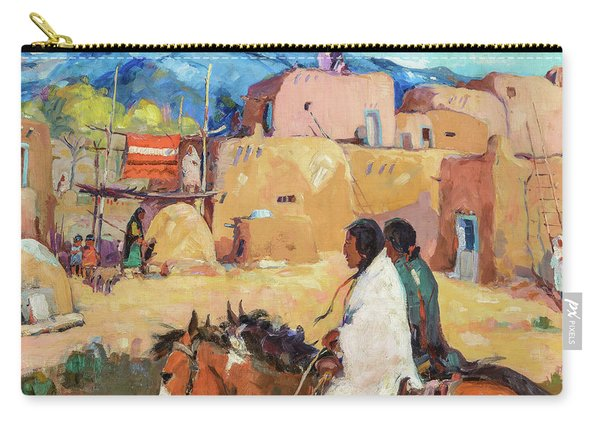 Taos Carry-all Pouch