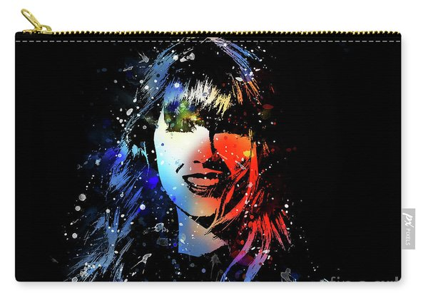 Taylor Swift Art Carry-all Pouch
