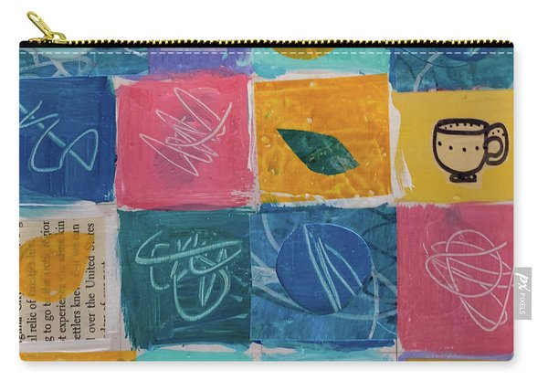 Tea Box One Carry-all Pouch