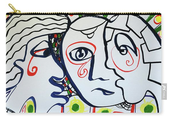 Tears Carry-all Pouch