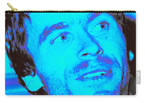 Ted Bundy Blue Carry-all Pouch
