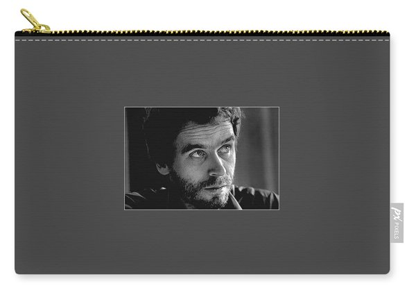 Ted Bundy Bw Carry-all Pouch