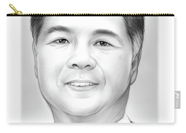 Ted Lieu Carry-all Pouch