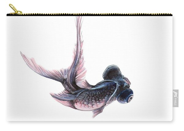 Telescope Fish Carry-all Pouch