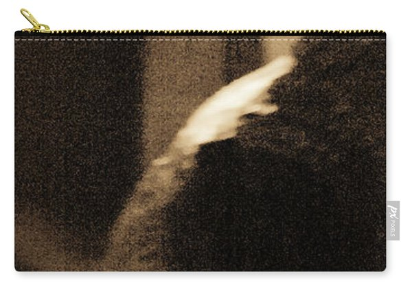 Carry-all Pouch featuring the photograph Tenderness by Catherine Sobredo