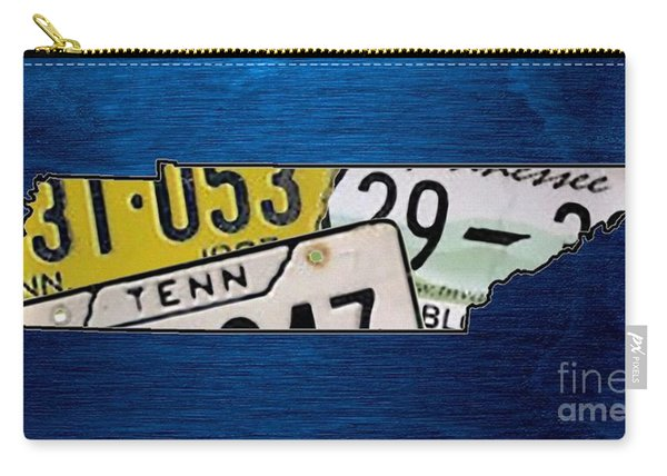 Tennessee Carry-all Pouch