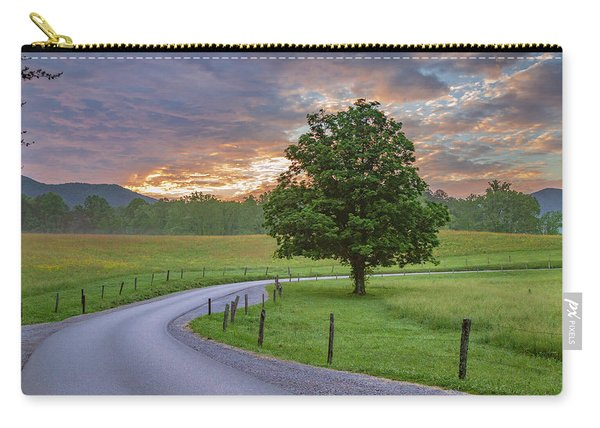 Tennessee Mountain Dew Carry-all Pouch