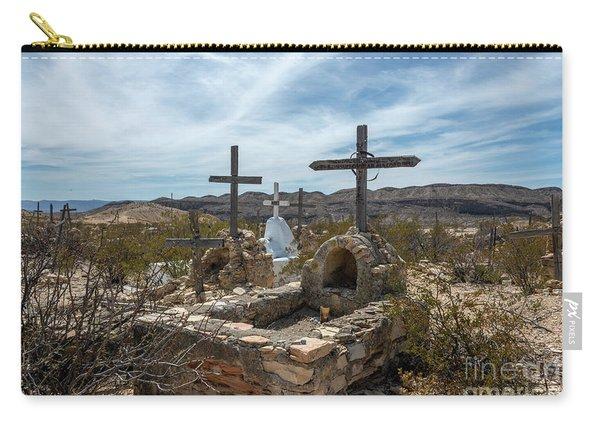 Terlingua Cemetery Carry-all Pouch