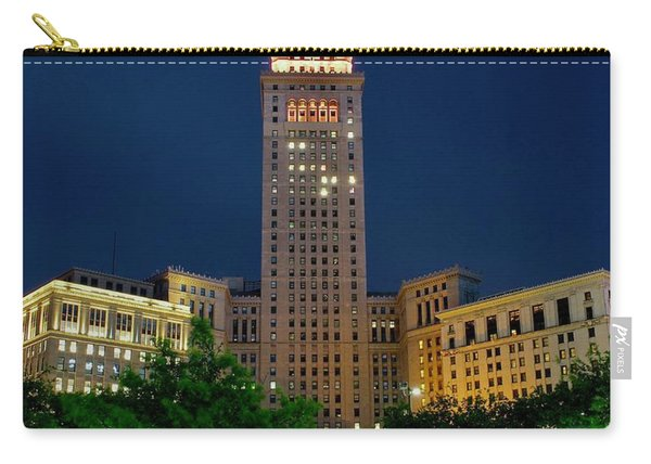 Terminal Tower 2014 Carry-all Pouch