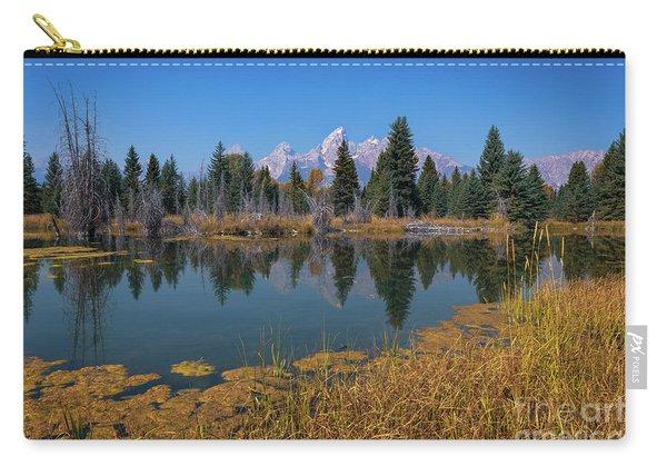 Tetons Majesty Carry-all Pouch