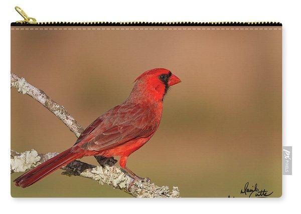 Texas Cardinal Carry-all Pouch