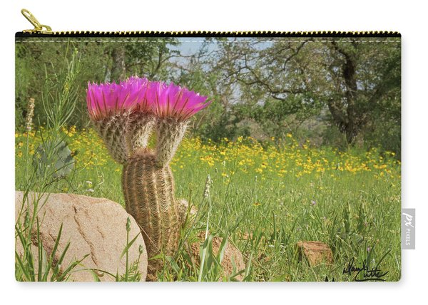 Texas Lace Carry-all Pouch