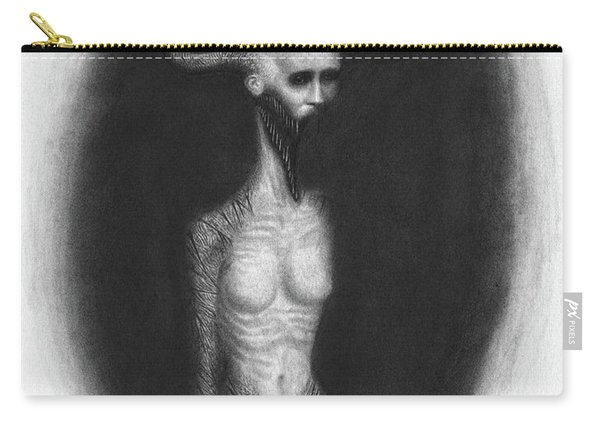 That Which Feasts On The Seventh Night - Artwork Carry-all Pouch